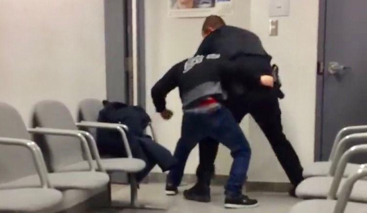 Un jeune mineur arrêté pour menace envers le constable de Maniwaki
