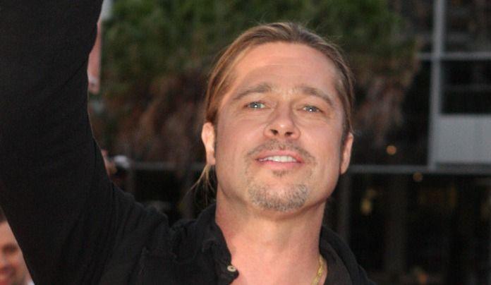 Brad Pitt involved in three-car crash
