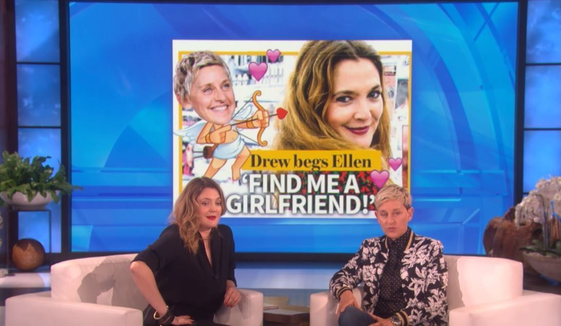 Drew Barrymore had a miserable experience on dating app