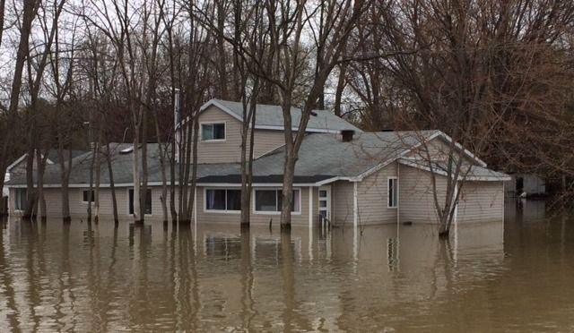 Seulement 8 % des dossiers des sinistrés du printemps dernier sont réglés