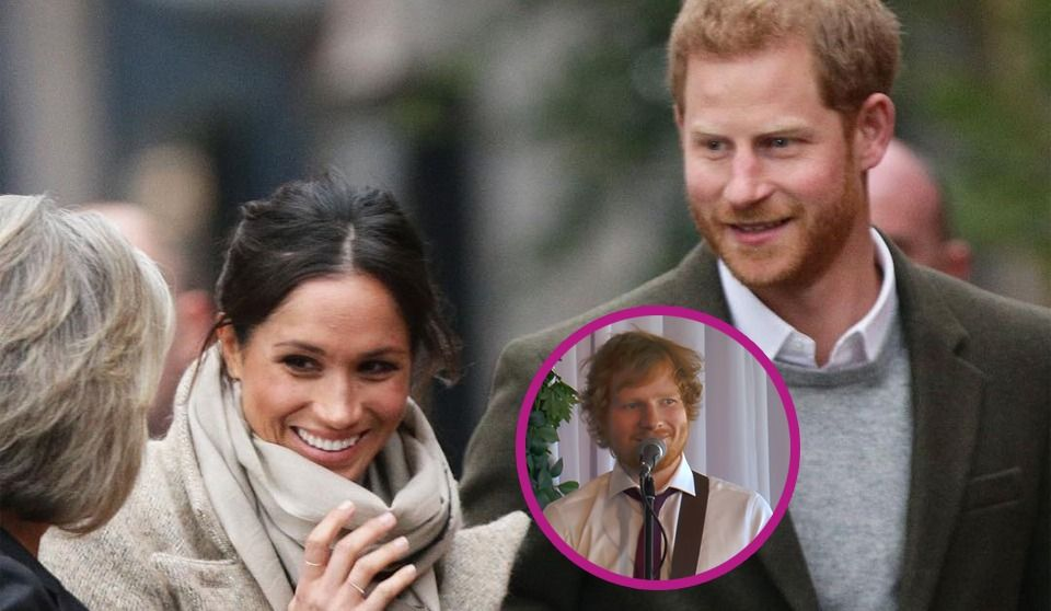 Ed Sheeran Invited to Perform at Royal Wedding