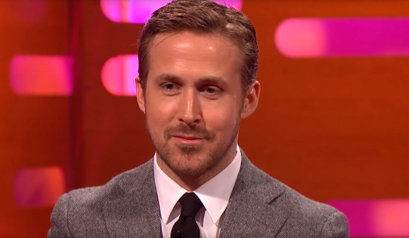 Ryan Gosling doesn't want you to see this video!