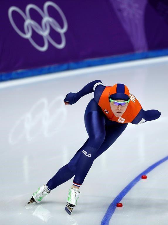 La Néerlandaise Jorien ter Mors rafle l'or au 1000 m grâce à un record olympique