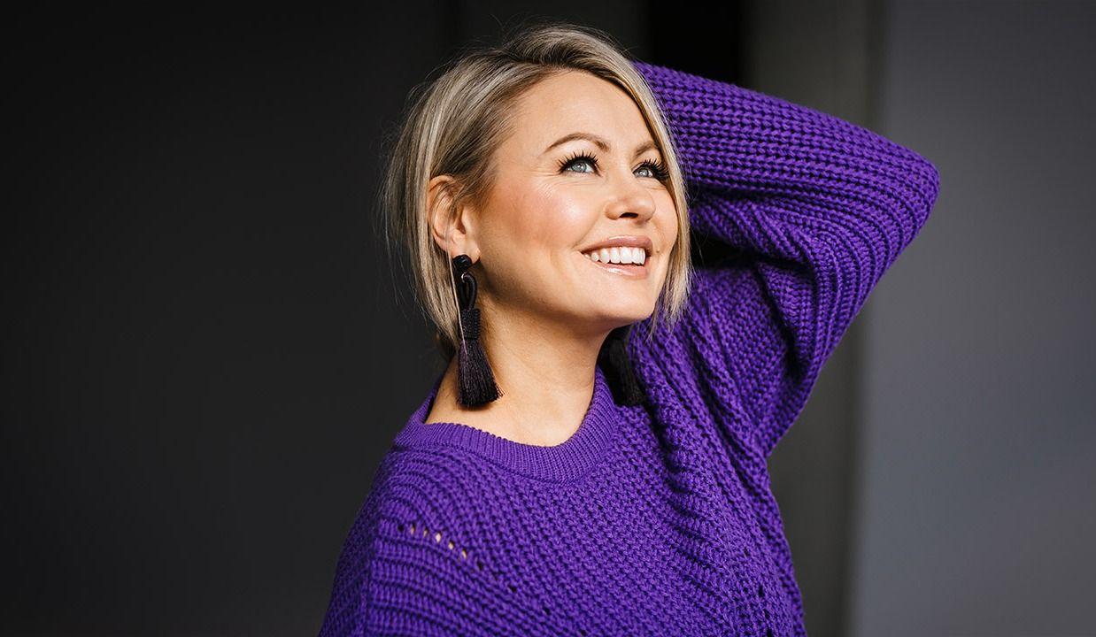 Comment porter la couleur de l'année 2018 : ultra-violet