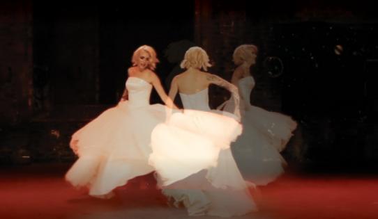 Brigitte Boisjoli : un vidéoclip magnifique pour Je t'oublierai, je t'oublierai
