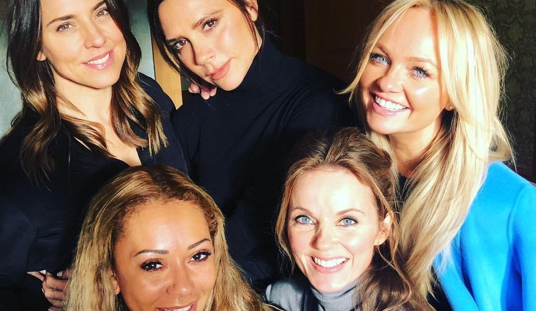 Spice Girls sign tour contract - report