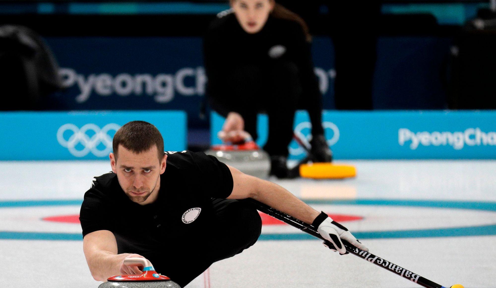 Le nouveau cas de dopage pourrait nuire aux chances de la Russie d'être réintégrée