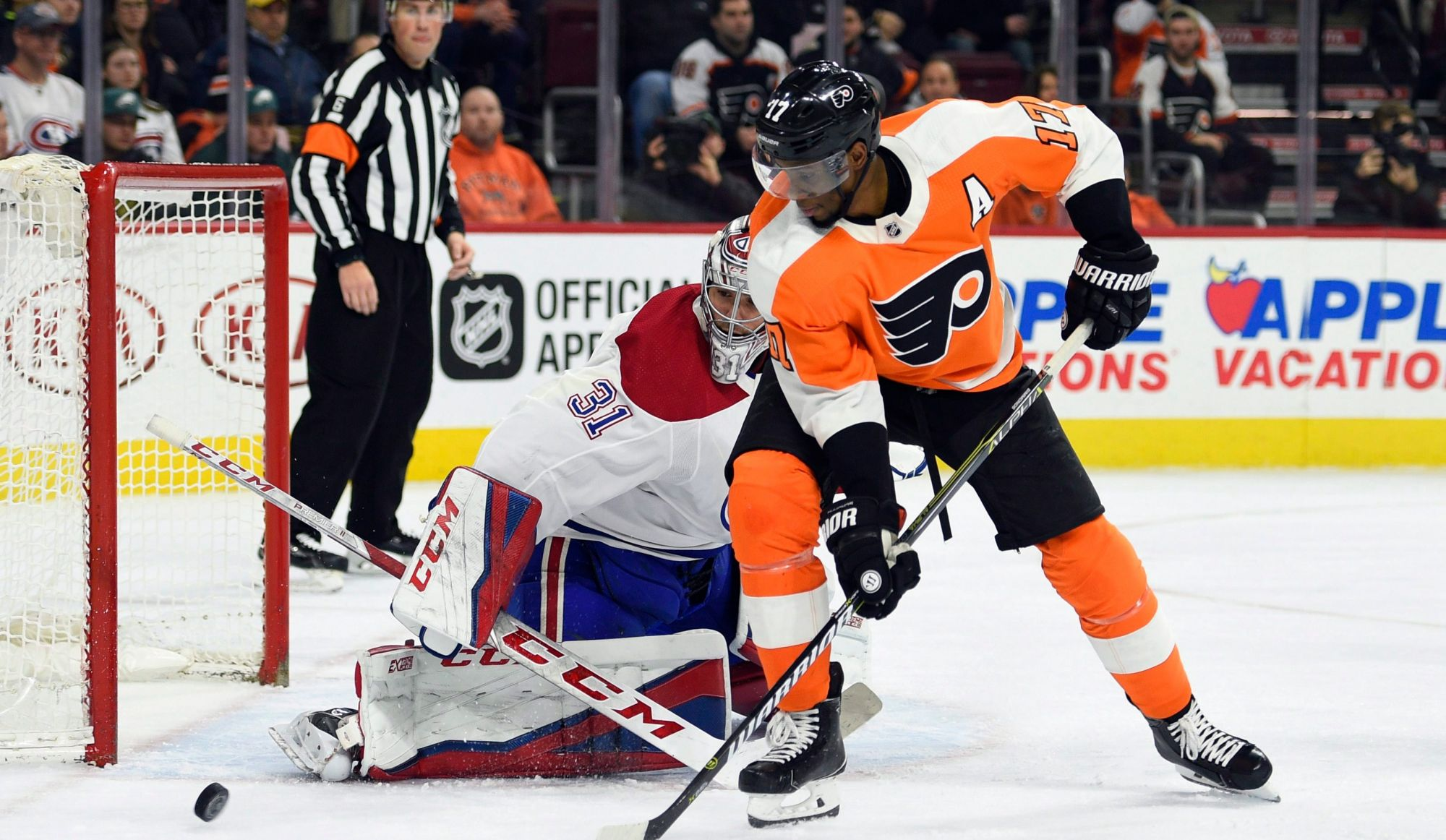 Les Canadiens affronteront ce soir les Flyers : stopper l'hémorragie
