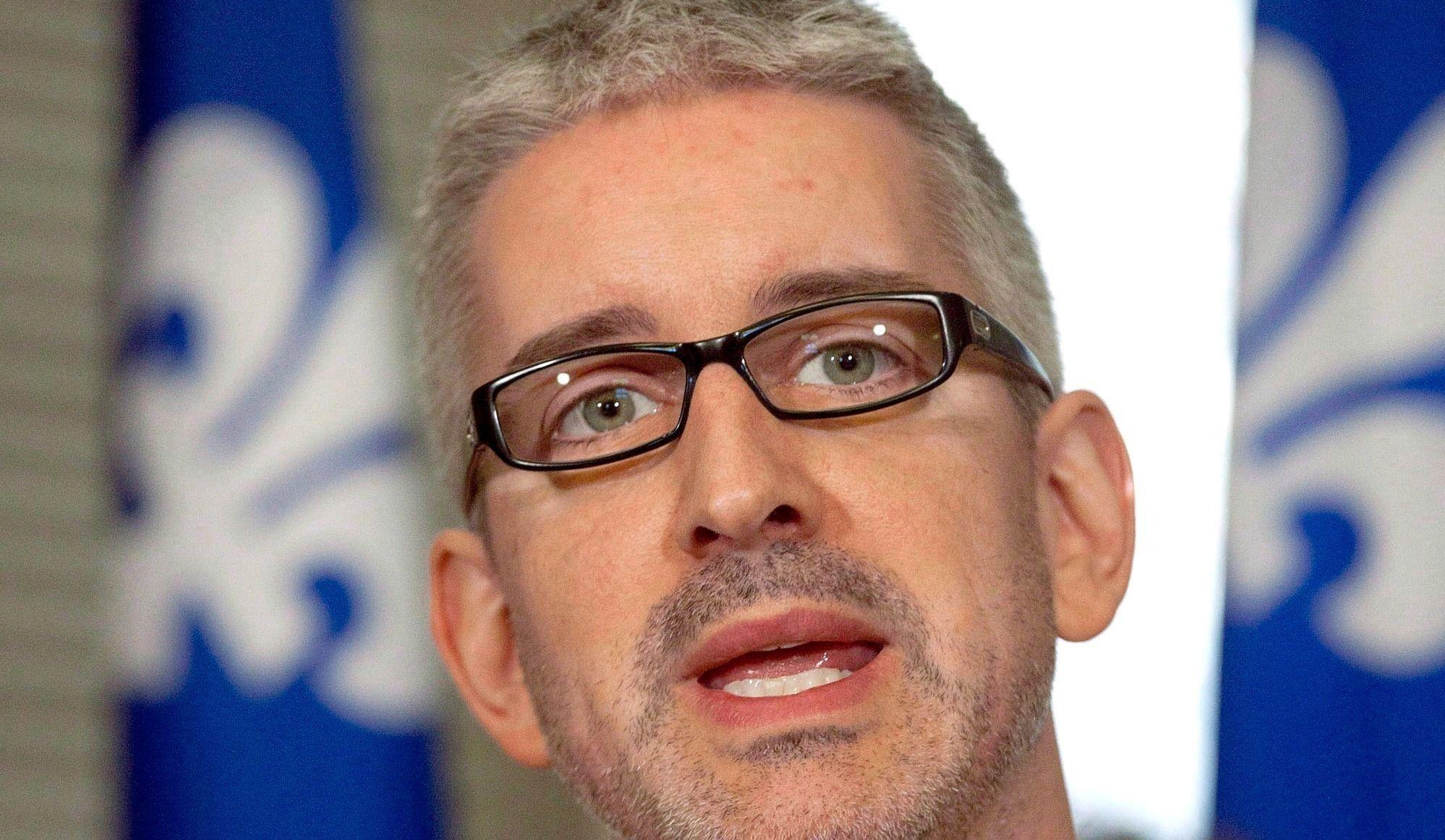 """""""Je ne serai pas candidat dans la région"""" - Jean-Martin Aussant"""