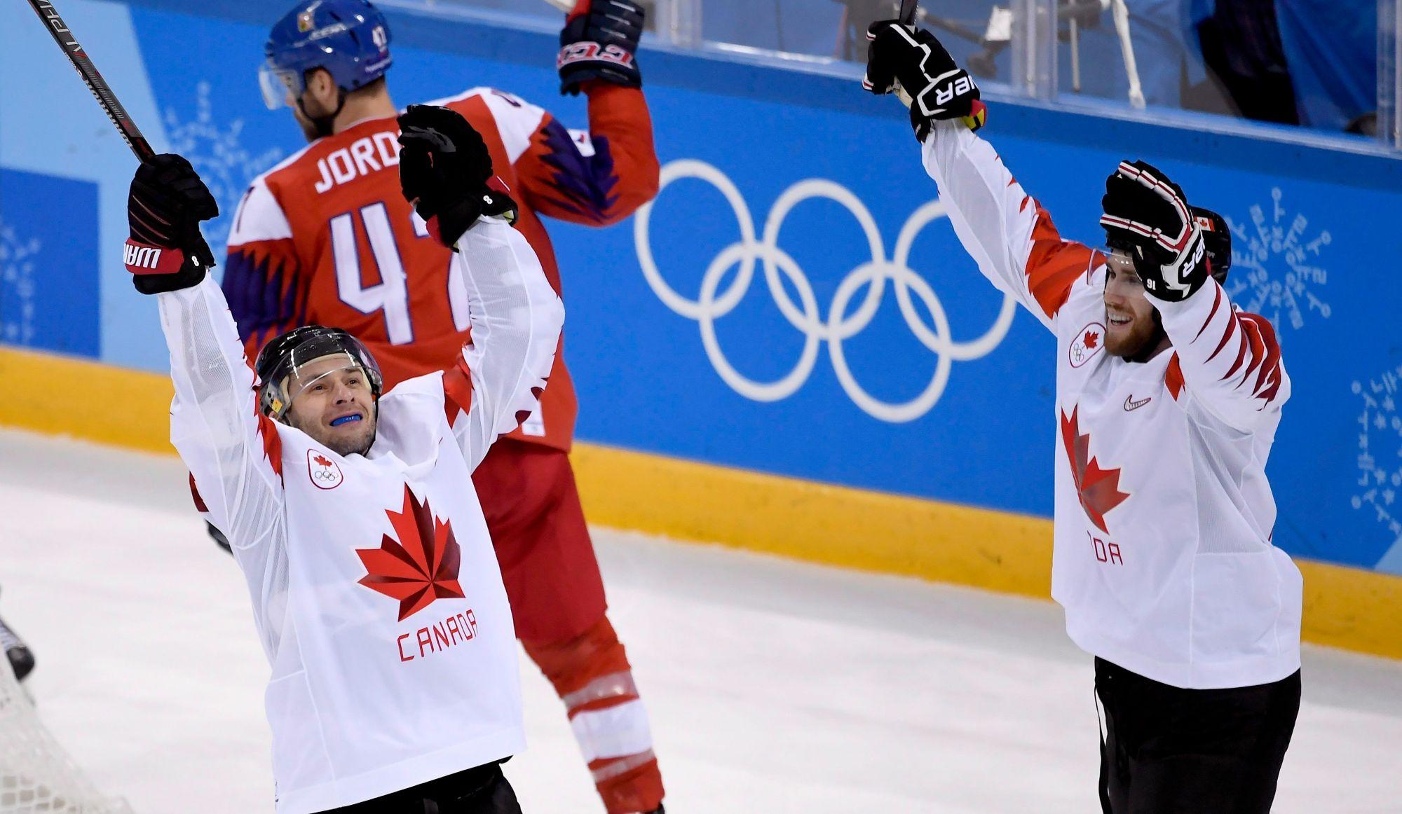 Le Canada sauve l'honneur avec une médaille de bronze