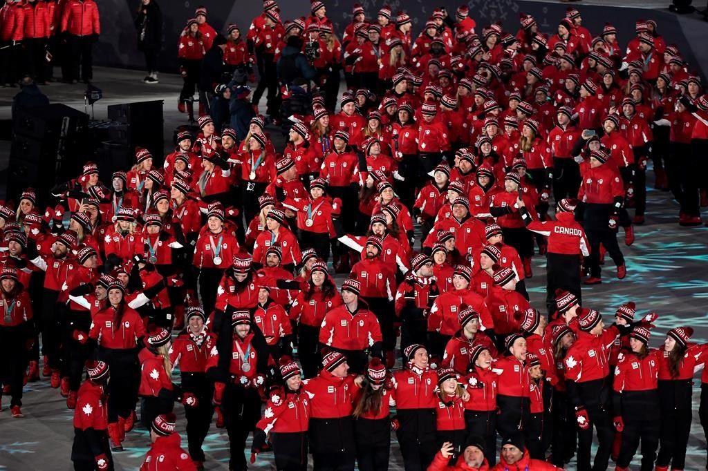 Héritage de 2010, le Canada termine les Jeux avec une récolte record