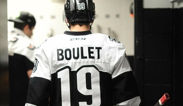 Alex Barré-Boulet, manqué par le CH
