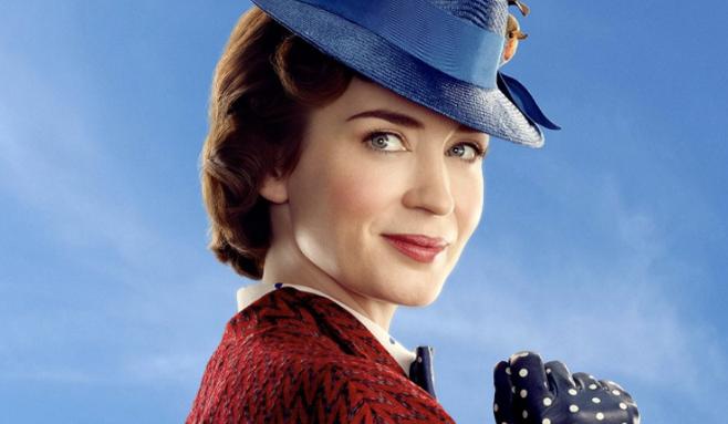 Mary Poppins est de retour !