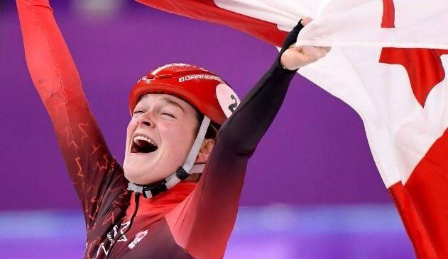 Kim Boutin, triple médaillée olympique, rêve déjà aux prochains Jeux