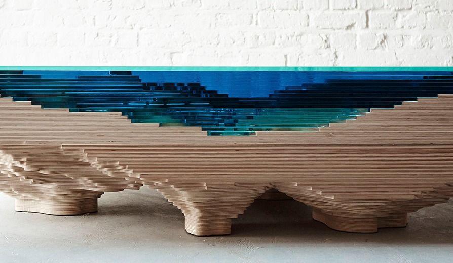 Des tables créatives