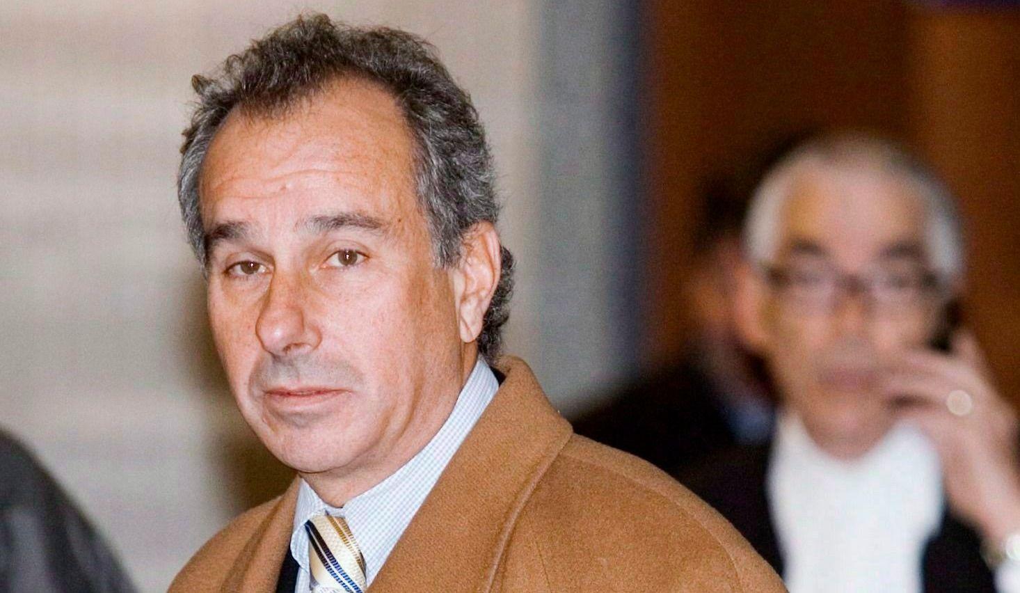Ronald Weinberg aura passé plus de temps devant le jury qu'en prison