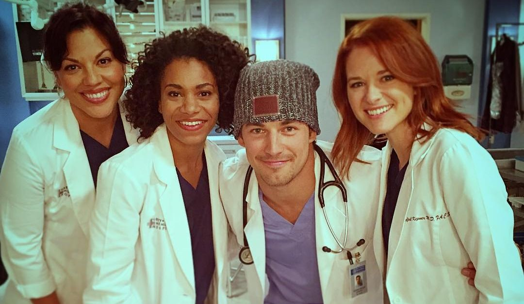 An In-Depth Chat with Grey's Anatomy's Star Giacomo Gianniotti
