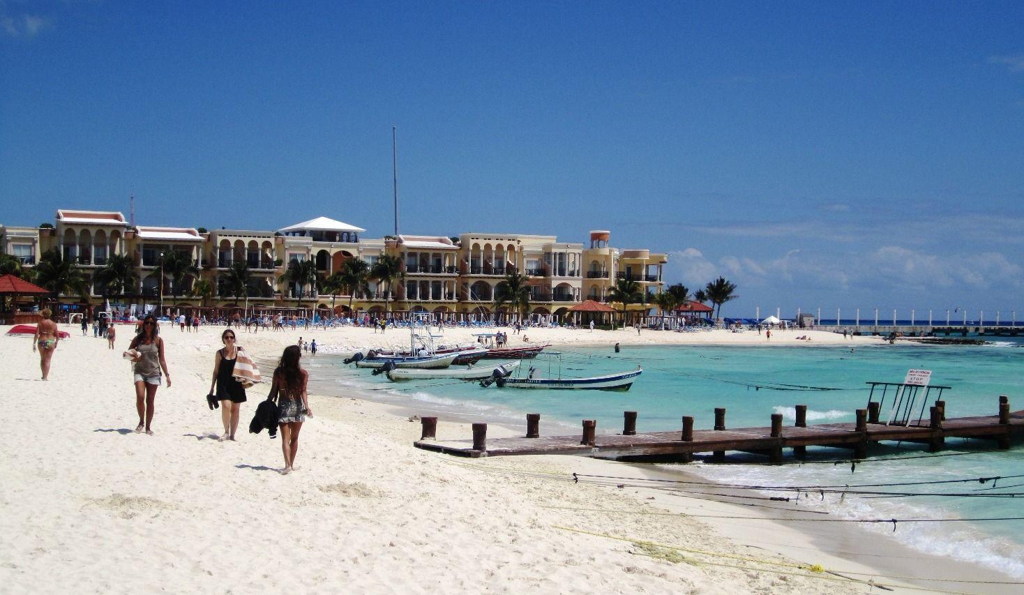 Si vous quittez pour Playa del Carmen, soyez prudents!