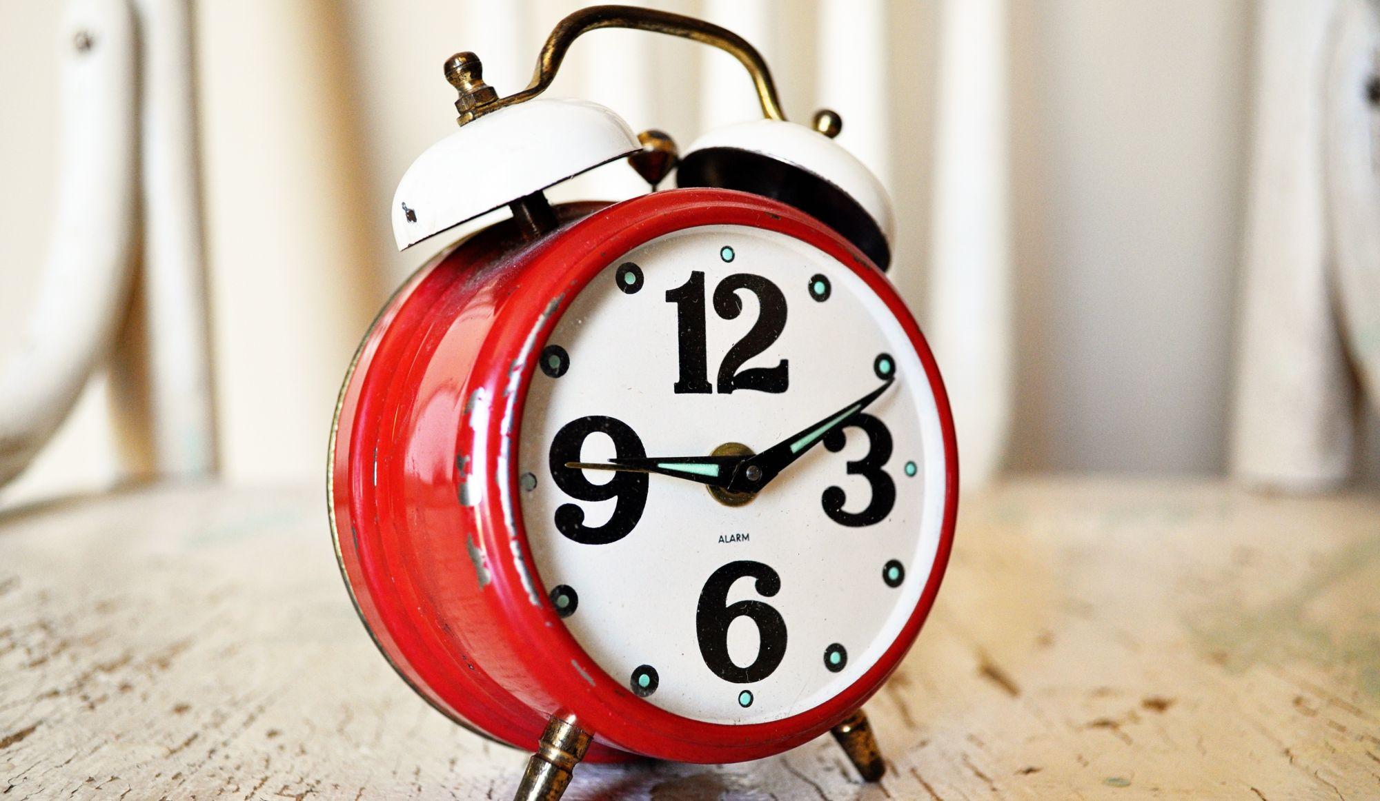 Cinq effets positifs du changement d'heure