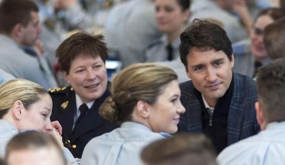Trudeau va nommer une femme à la tête de la GRC