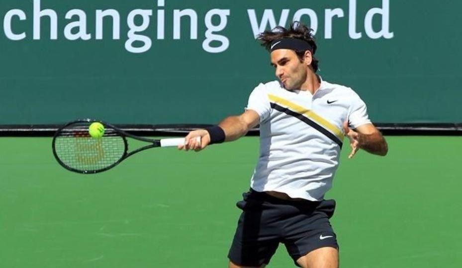 Indian Wells: Federer l'emporte, Stephens plie bagage