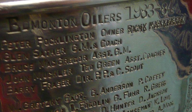 Wayne Gretzky souhaite une Coupe Stanley à Alex Ovechkin