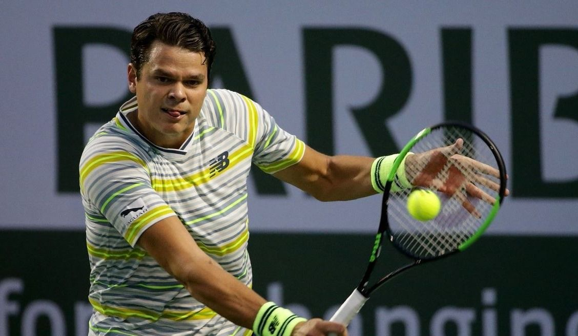 Indian Wells: Milos Raonic poursuit son chemin