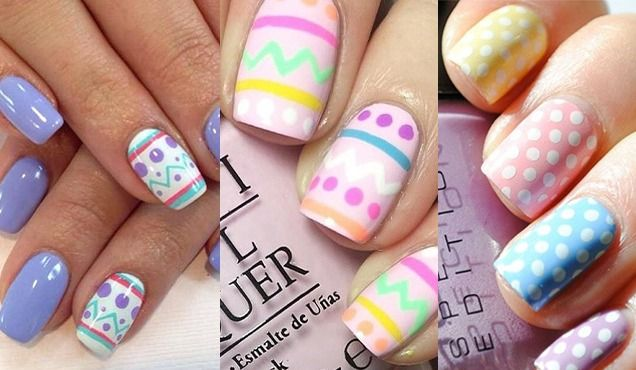 Beautiful Nail Patterns for Easter - The Beat 92.5