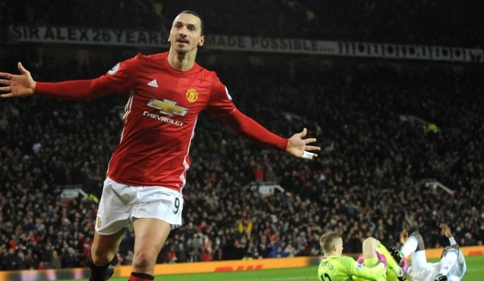 Zlatan Ibrahimovic quitte Manchester pour Los Angeles