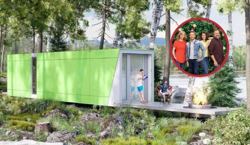 Anouk Meunier nous parle de l'expo Habitat Lanaudière