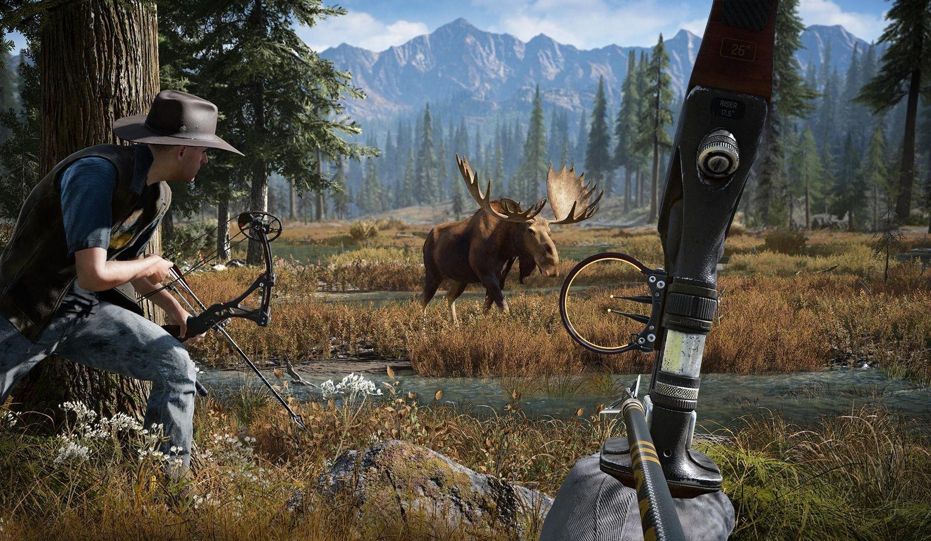 Far Cry 5 sort la semaine prochaine