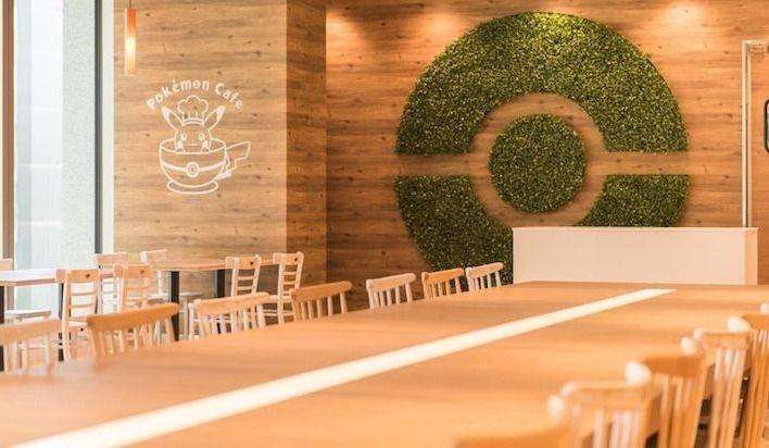 Ouverture du Pokémon Cafe à Tokyo!