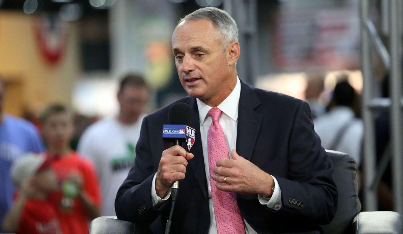 Le commissaire de la MLB a encore de bons mots pour Montréal