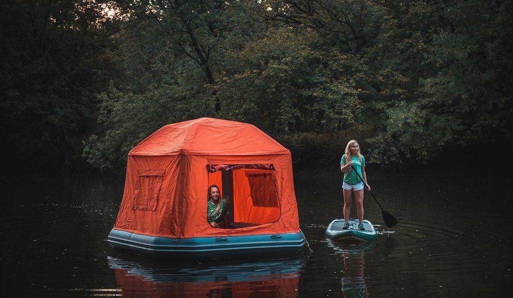Le camping vient de changer!