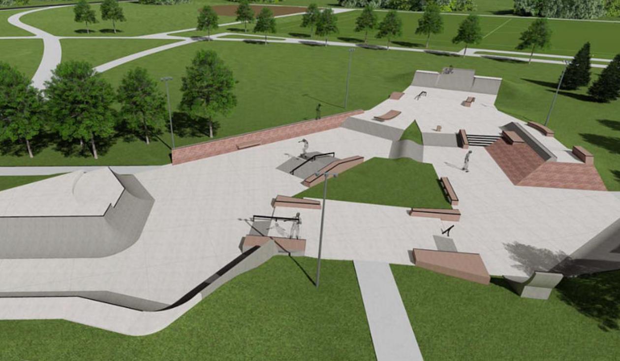 Un nouveau skatepark à Montréal!