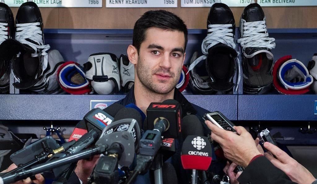 «Je veux être un Canadien de Montréal pendant de longues années» - Pacioretty