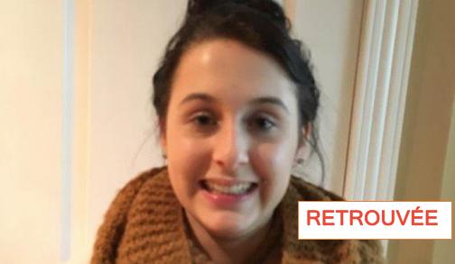 La jeune fille en fugue à Trois-Rivières est retrouvée