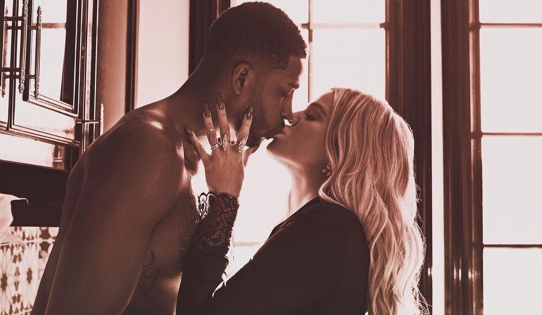 Khloe Kardashian's boyfriend Tristan Thompson accused of cheating as two videos emerge