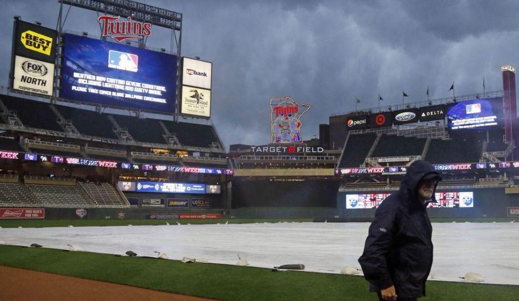 Une tempête de neige force la remise de matchs dans l'Américaine