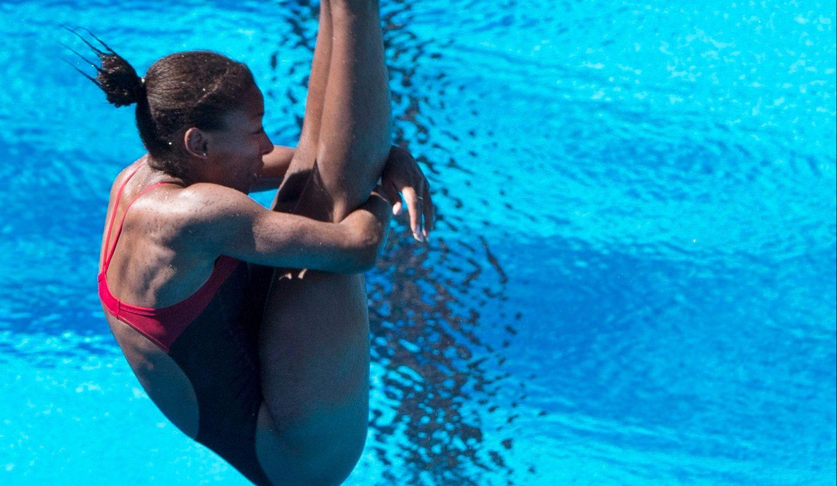 Jennifer Abel remporte l'or à l'épreuve individuelle de trois mètres