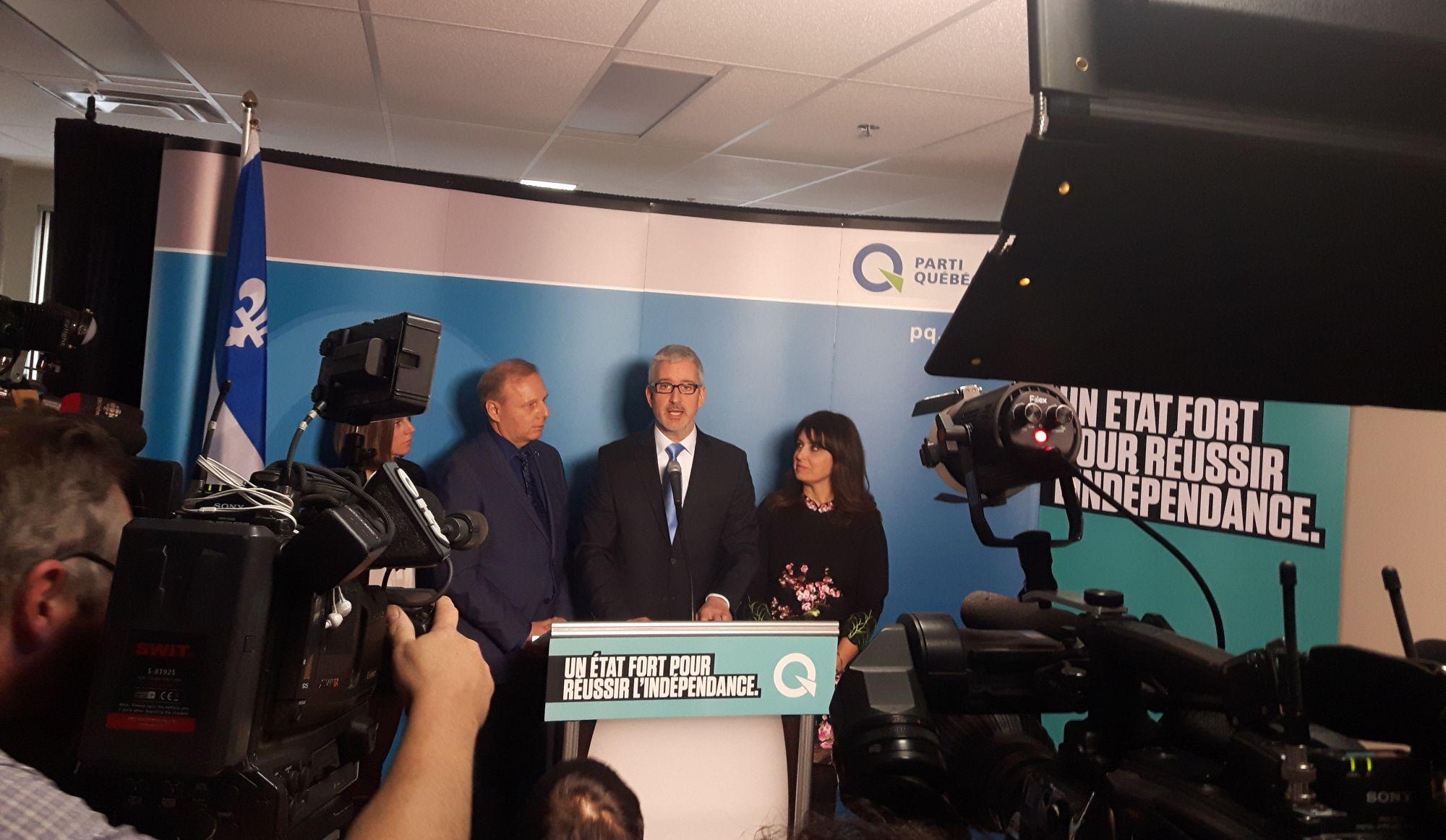 Jean-Martin Aussant élu candidat pour le PQ dans Pointe-aux-Trembles