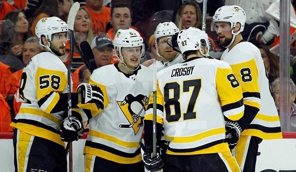 Pittsburgh gagne 5-1 contre Philadelphie et prend les devants 2-1 dans la série