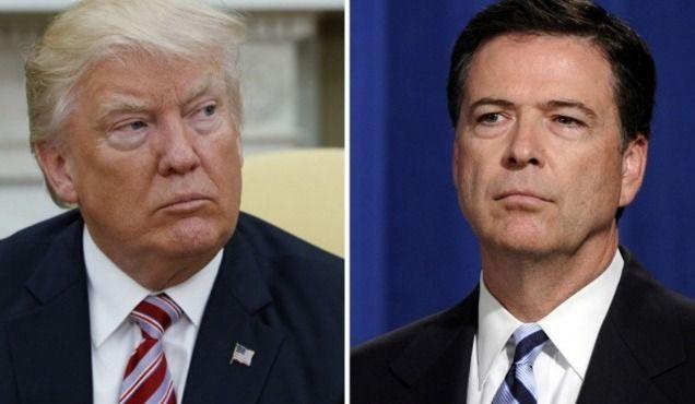 Trump pourrait être compromis par les Russes selon James Comey