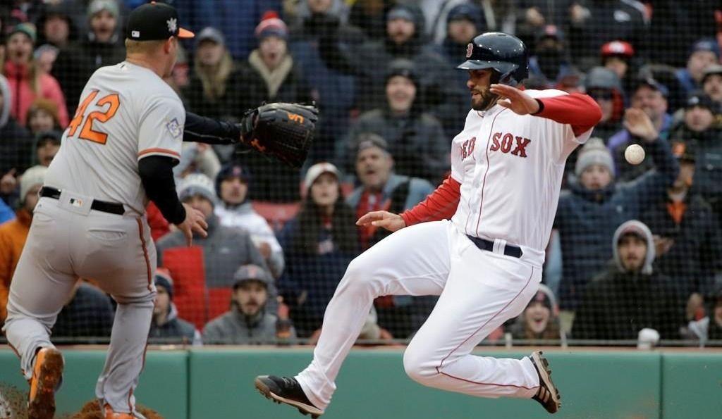 Meilleur début de saison de l'histoire des Red Sox