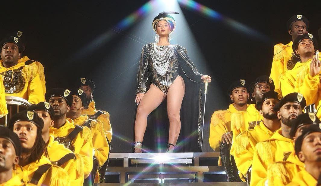 Beyonce Reunites Destiny's Child for Coachella Performance
