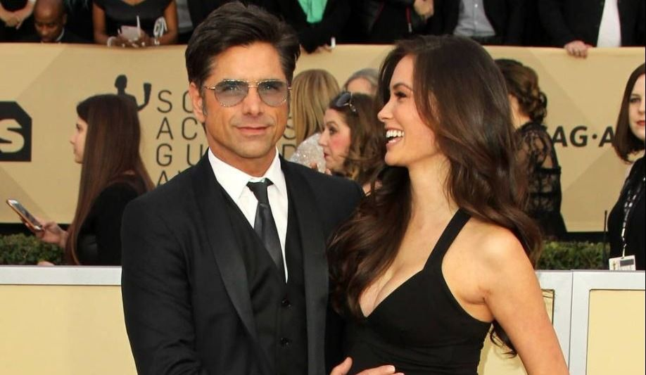 John Stamos becomes a first-time father