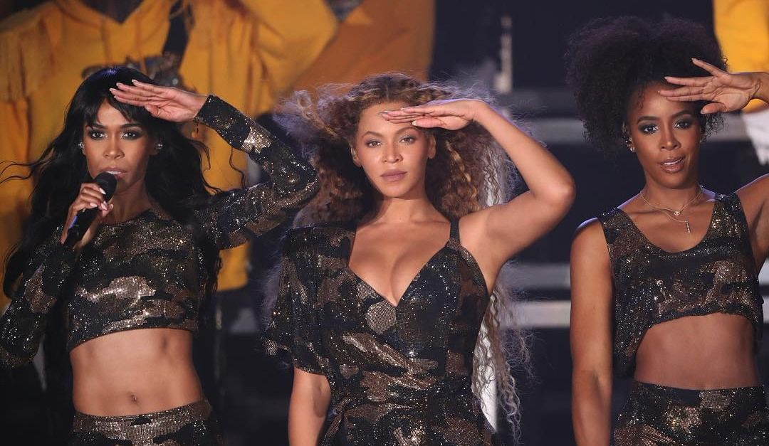 Destiny's Child à Coachella
