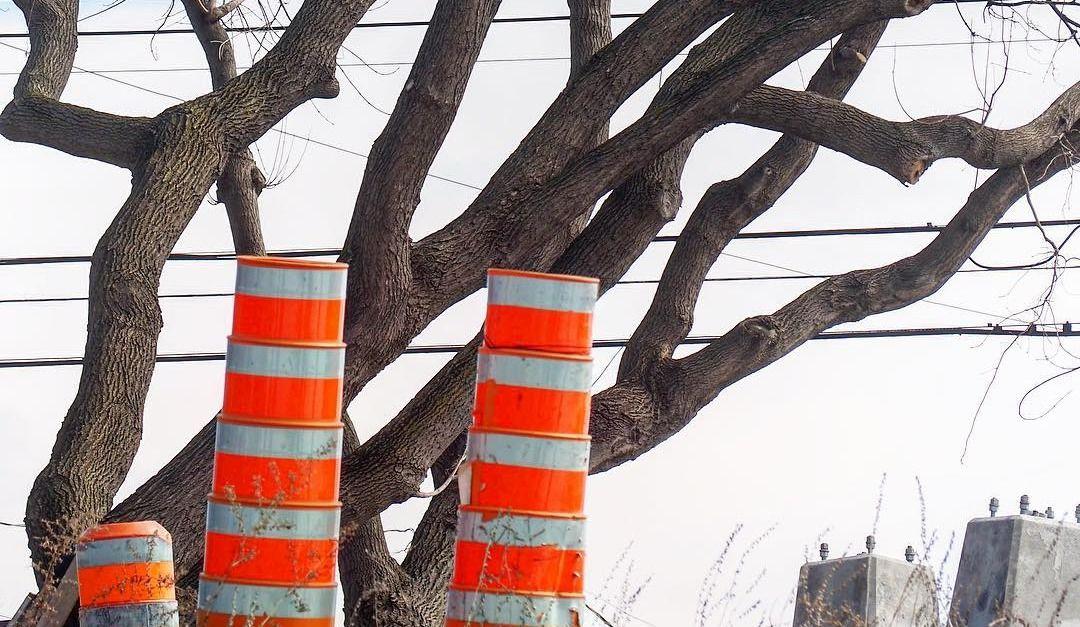 2018: 50% plus de travaux prévus à Montréal