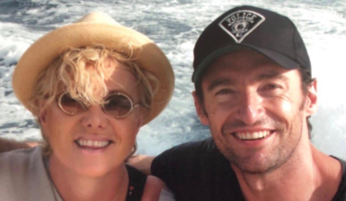 Hugh Jackman déclare son amour à sa femme