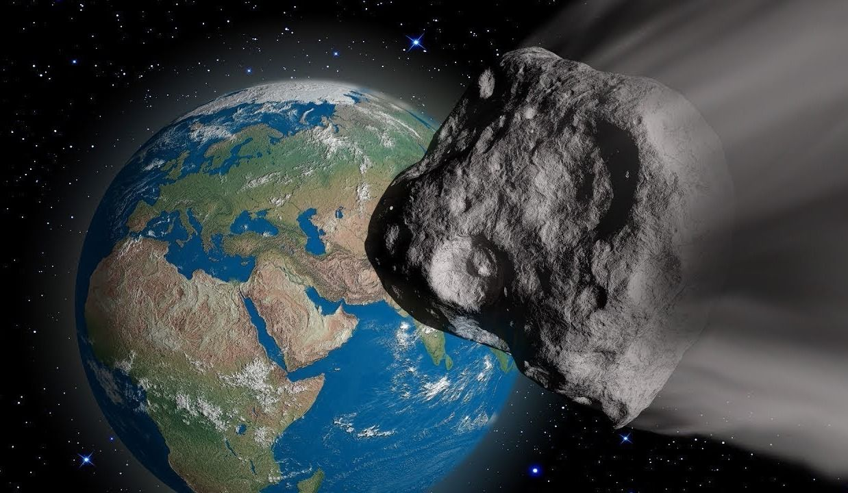 La NASA a presque raté un astéroïde ayant frolé la terre